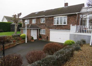 Thumbnail 4 bed detached house for sale in Salisbury Road, Shrewton, Salisbury