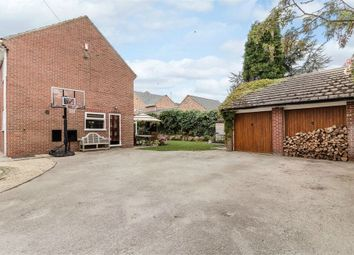 Thumbnail 4 bed detached house for sale in Club Lane, Barrow-On-Trent, Derby