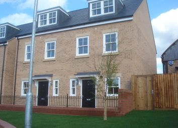Thumbnail 3 bed semi-detached house to rent in Old Stable Yard, Bury St. Edmunds