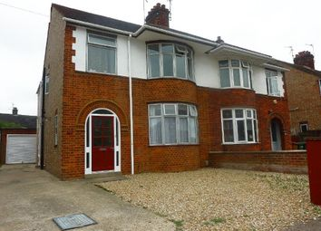 Thumbnail 4 bedroom semi-detached house for sale in Vere Road, Peterborough