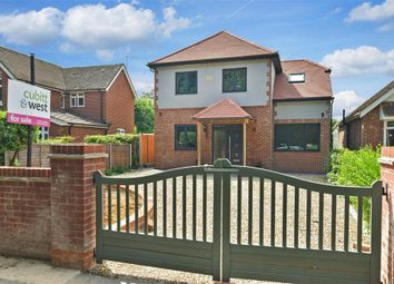 Thumbnail 4 bed detached house for sale in Scant Road West, Hambrook, Chichester, West Sussex