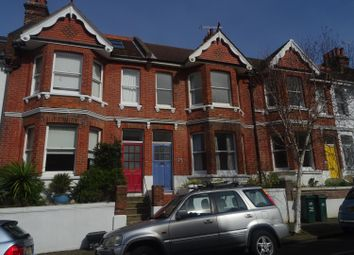 Thumbnail 3 bed terraced house to rent in Addison Road, Hove, Brighton