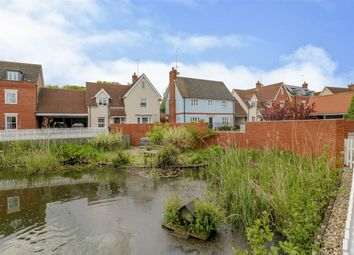 Thumbnail 4 bed detached house for sale in Rectory Hill, Wivenhoe, Colchester, Essex