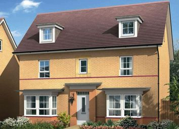 "Thumbnail 5 bedroom detached house for sale in ""Warwick"" at Lanelay Road, Talbot Green, Pontyclun"
