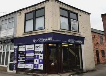 Thumbnail Retail premises to let in 18 Gateford Road, Gateford Road, Worksop, Nottinghamshire