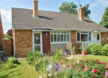 Thumbnail 3 bedroom semi-detached bungalow for sale in Close Road, Nether Heyford, Northampton