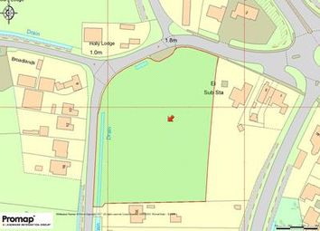 Thumbnail Land for sale in Land At Former Horse & Jockey, Whittlesey Road, Benwick, March, Cambridgeshire