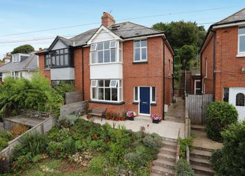Thumbnail 4 bedroom semi-detached house for sale in Coombe Vale Road, Teignmouth