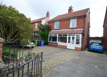 Thumbnail 3 bed detached house for sale in Pasture Lane, Seamer, Scarborough