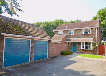 Thumbnail 4 bed detached house for sale in Whitsbury Close, Bournemouth