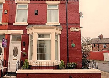Thumbnail 4 bedroom end terrace house for sale in Whitland Road, Liverpool