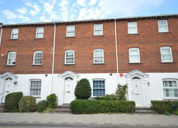 Thumbnail 3 bed town house for sale in Trafalgar Place, Lymington