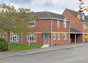 3 bed semi-detached house for sale in Black Eagle Court, Burton-On-Trent DE14