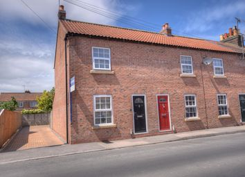 Thumbnail 2 bed end terrace house for sale in Brookland Road, Bridlington