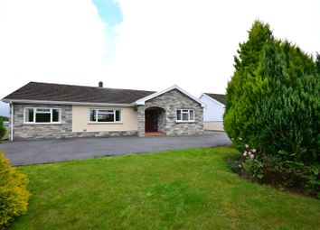 Thumbnail 3 bed detached bungalow for sale in Cae Rwgan, Aberbanc, Penrhiwllan, Llandysul