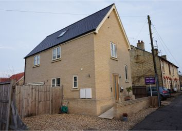 Thumbnail 3 bedroom detached house for sale in Tanners Lane, Soham