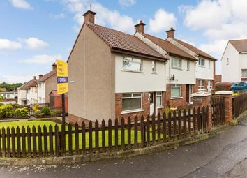 Thumbnail 2 bedroom end terrace house for sale in Woodlands Crescent, Ayr, South Ayrshire, -
