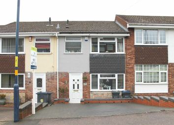 Thumbnail 3 bed terraced house for sale in Green Drive, Bartley Green, Birmingham