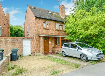 Thumbnail 4 bedroom semi-detached house for sale in Coates Way, Watford