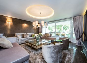 Thumbnail 3 bed flat for sale in Gloucester Square, London