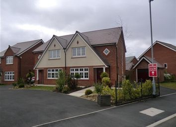 Thumbnail 3 bed property to rent in Knight Avenue, Buckshaw Village, Chorley