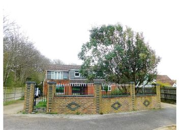 Thumbnail 4 bed detached house for sale in Kirby Drive, Peacehaven