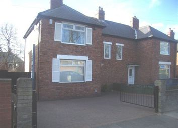 Thumbnail 3 bed semi-detached house to rent in Sunderland Road, South Shields