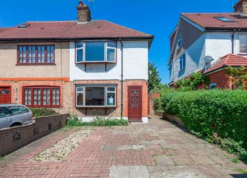 Thumbnail 2 bed end terrace house for sale in Garth Road, London