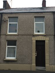 Thumbnail 3 bed terraced house to rent in Dilwyn Street, Llanelli