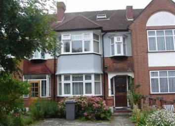 Thumbnail 4 bed terraced house to rent in East Court, North Wembley, Middlesex