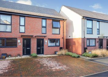 Thumbnail 2 bed semi-detached house for sale in Bridle Walk, Telford