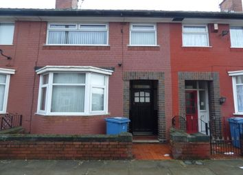 Thumbnail 3 bed property to rent in Glengariff Street, Liverpool
