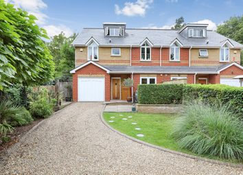 Thumbnail 5 bed semi-detached house for sale in Buckleigh Way, London