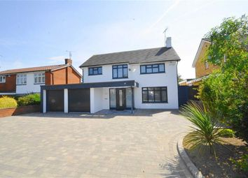 Thumbnail 4 bedroom detached house for sale in Southchurch Boulevard, Southend-On-Sea