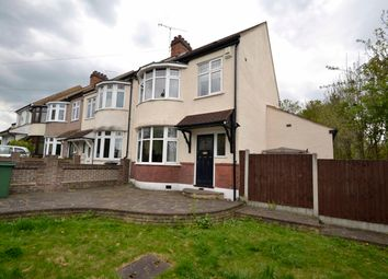 Thumbnail 3 bed end terrace house for sale in Slewins Lane, Hornchurch