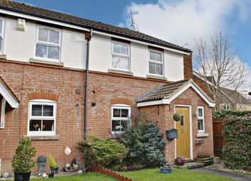 Thumbnail 3 bed semi-detached house for sale in Londlandes, Church Crookham, Fleet