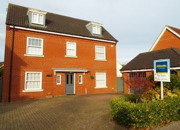 Thumbnail 5 bed property to rent in Civray Avenue, Downham Market