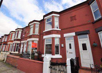 Thumbnail 3 bed terraced house for sale in Livingstone Street, Birkenhead