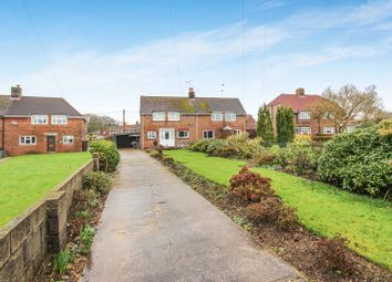 Thumbnail 2 bed semi-detached house for sale in Hillyfields, Nursling, Southampton