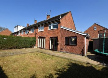 Thumbnail 3 bedroom semi-detached house for sale in Wayne Close, Clifton, Nottingham