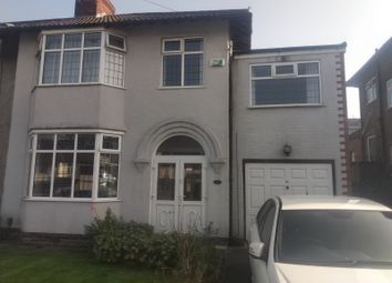 Hollytree Road, Woolton, Liverpool L25. 4 bed semi-detached house