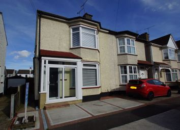 Thumbnail 3 bedroom semi-detached house for sale in Richmond Avenue, Shoeburyness, Southend-On-Sea