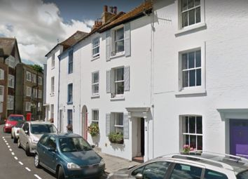 Thumbnail 4 bed terraced house for sale in The Bayle, Folkestone