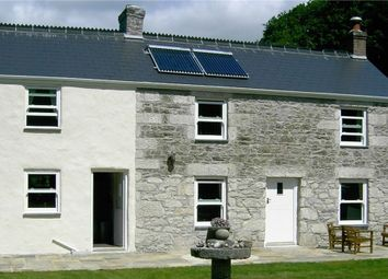 Thumbnail 3 bed detached house to rent in Cosawes Park, Perranarworthal, Truro, Cornwall