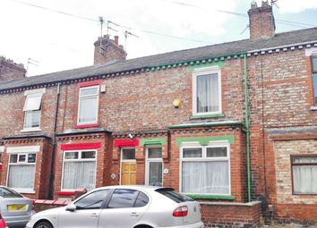 Thumbnail 2 bed terraced house for sale in Ratcliffe Street, Off Burton Stone Lane, York