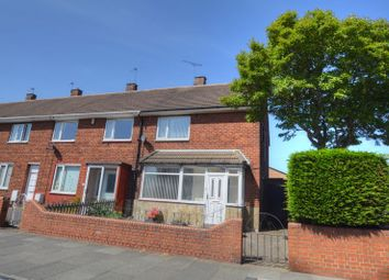 Thumbnail 3 bed property for sale in Newsham Road, Blyth