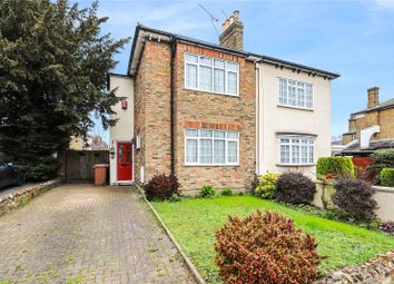3 bed semi-detached house for sale in Woolwich Road, Belvedere, Kent DA17