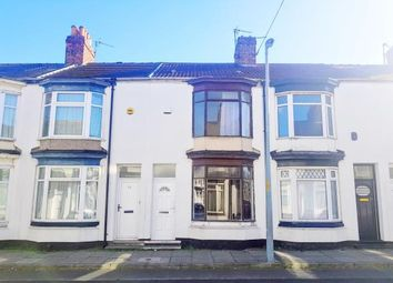 Thumbnail 2 bed terraced house for sale in Wicklow Street, Middlesbrough, .