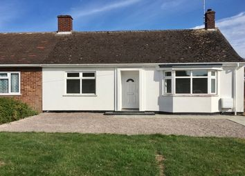 Thumbnail 2 bed bungalow to rent in Deerfield Road, March