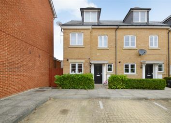 3 bed end terrace house for sale in Silver Streak Way, Strood, Rochester ME2